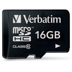 Memoria Micro SDHC 16 Gb - Classe 10