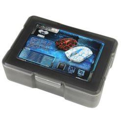Mouse Gaming USB 2500dpi 6 Tasti Bianco Mazer EMS600WHCA-IU