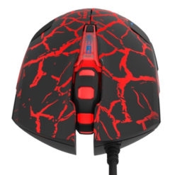Mouse Gaming USB 2500dpi 6 Tasti Nero Cobra EMS624BKCA-IU