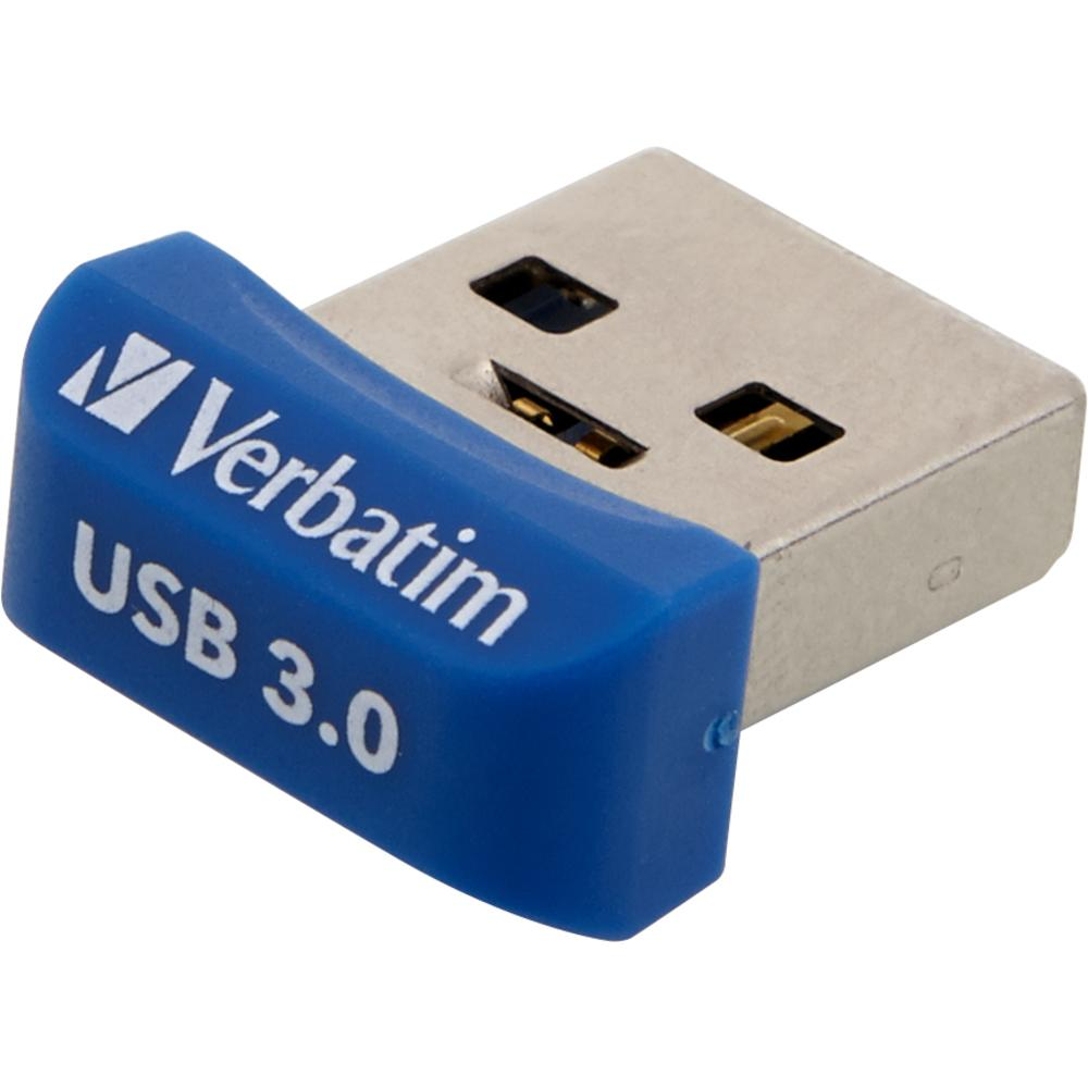NANO Memoria USB 3.0 32GB Blu