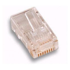 Plug Telefonico per Cavo Rotondo 8 Poli, 501798