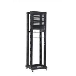 Rack 19'' Open Frame 42 Unita' P 600 Nero