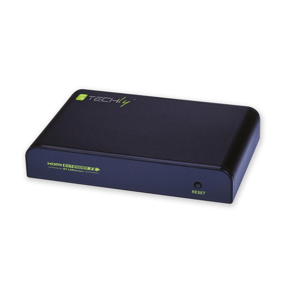 Ricevitore Aggiuntivo Amplificatore/Splitter HDMI Over IP