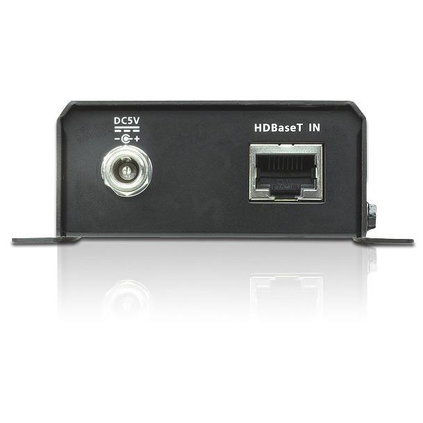 Ricevitore DVI HDBaseT-Lite Classe B fino a 70m, VE601R