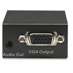 Ricevitore per Extender Audio / Video su Cavo Cat5e 300 m