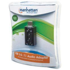 Scheda Audio Stereo USB 2.0 Virtual 7.1 Canali