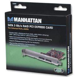 Scheda SATA 3 Gb/s RAID PCI Express