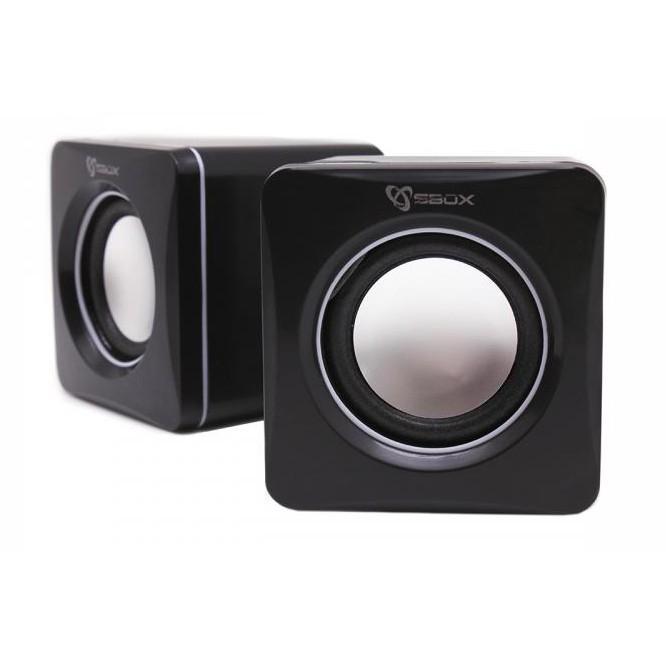 Speakers USB SP-02 Nero