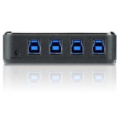 Super Hub per Condivisione 4 Periferiche su 4 PC USB3.0, US434