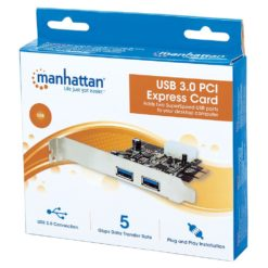 SuperSpeed USB PCI Express Card