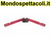 Support arm set A - red 18865-000-36