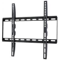 Supporto a Muro Fisso Slim per TV LED LCD 23-55'' Nero