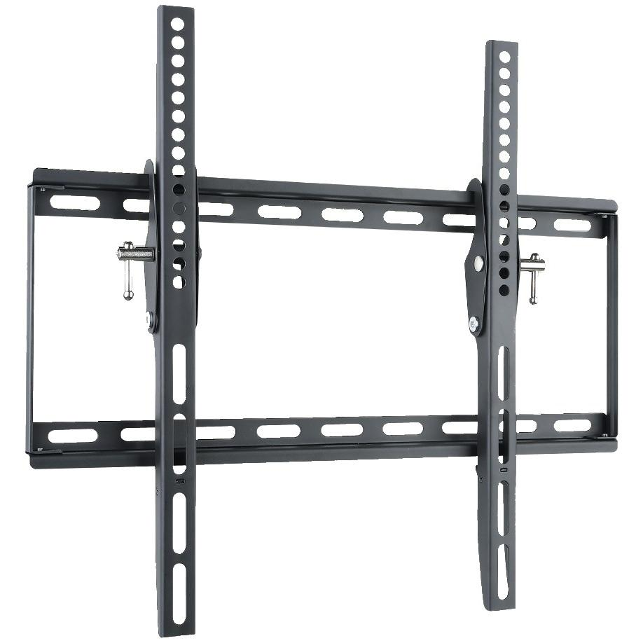 Supporto a Muro Inclinabile per TV LED LCD 23-55'' Nero