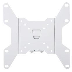 Supporto a muro per TV LED LCD 13''-37'' fisso Bianco