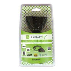 Switch HMDI 3 IN 1 OUT Full HD 1080p 3D