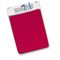 Tappetini Manhattan per Mouse, 6 mm, Rosso