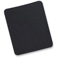 Tappetino in Gomma, 6 mm, Bulk, 21,5x19 cm, Nero