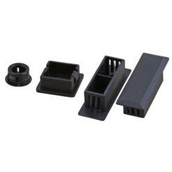 Tappo per fori connettori SC Simplex / LC Duplex