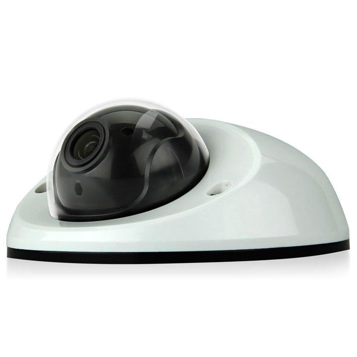 Telecamera IP Mini Dome Antivandalo PoE HD 1.3MP AVM311