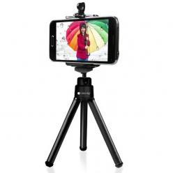 Treppiede Portatile Universale per Smartphone e Fotocamere