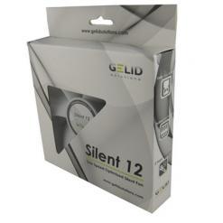 Ventola Silent 120x120x25 12 Volt