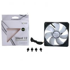 Ventola Silent 120x120x25 12V con Controllo Intelligente PWM