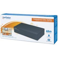 Video Splitter VGA Professionale 8 vie 350 MHz