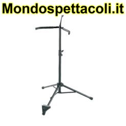 K&M black Cello stand 14110-011-55