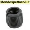 K&M black Thread adapter 85040-000-55