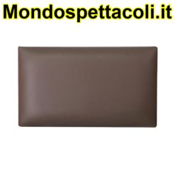 K&M brown Seat cushion - imitation leather 13821-201-00