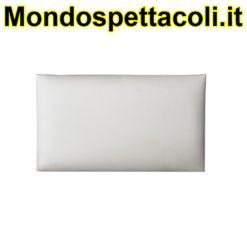 K&M white Seat cushion - imitation leather 13824-204-00