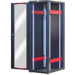 Armadio Server Rack 19'' 600x1000 42 Unita' Nero serie IdealNET
