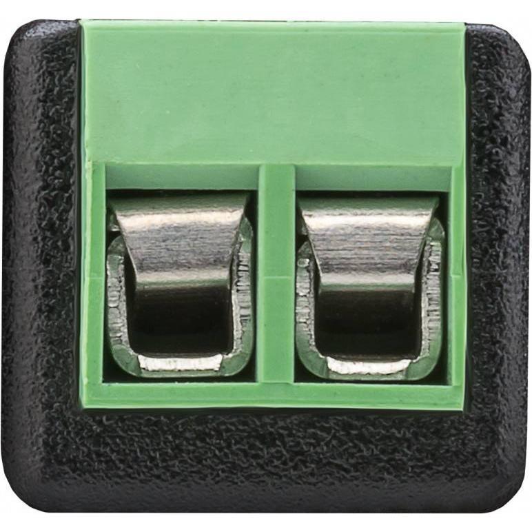 Adattatore Terminal Block 2 pin a DC Femmina (5.50 x 2.10 mm)