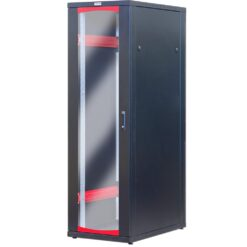 Armadio Server Rack 19'' 600x1000 42 Unita' Nero serie IdealNET
