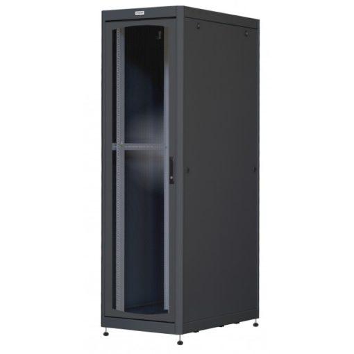Armadio Server Rack 19'' 800x1200 42U Nero Porta Grigliata