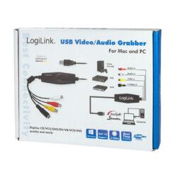 Audio Video Grabber USB 2.0 per Mac e PC