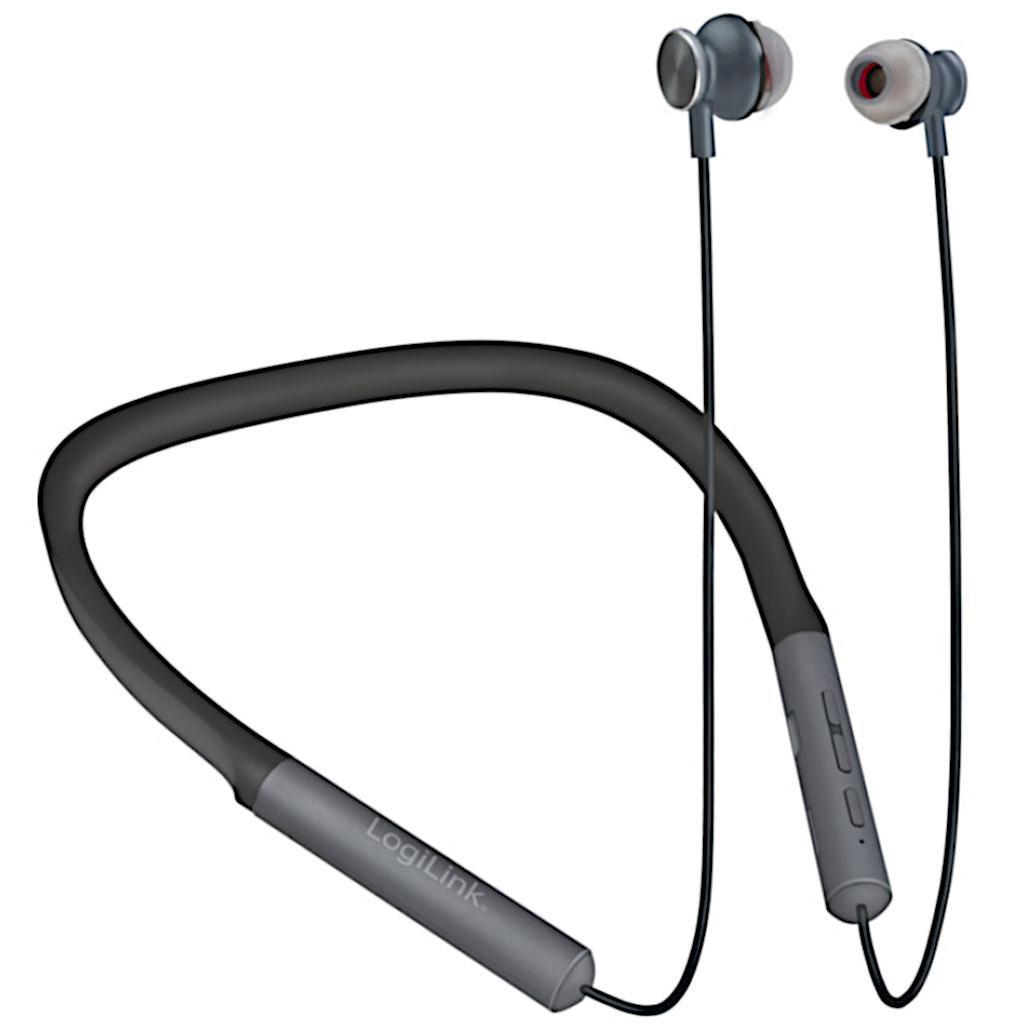Auricolari Bluetooth con Archetto da Collo Magnetico