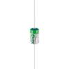 Batteria 1/2AA (ER14252) Assiale 3,6 V 1200mA litio cloruro di tionile