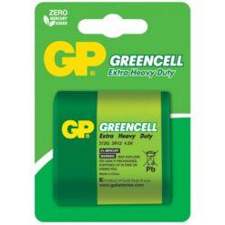 Batteria Greencell Zinco/Carbone 4,5V 3R12