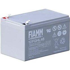 Batteria Piombo-Acido 12V 12Ah (Faston 6.3mm)