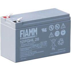 Batteria Piombo-Acido 12V 7,2Ah (Faston 6.3mm)