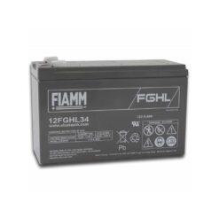 Batteria Piombo-Acido 12V 8,4Ah (Faston 6.3mm)