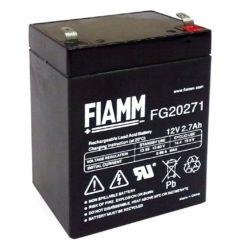 Batteria al Piombo 12V 2,7Ah (Faston 4,8mm)