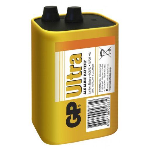 Blister 1 Batteria 6V 908AU/4LR25