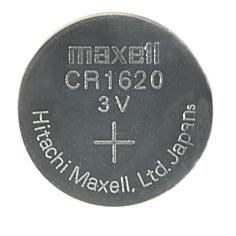 Blister 1 Batteria Litio a Bottone CR1620