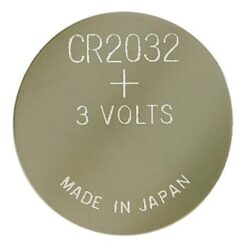 Blister 1 Batteria Litio a Bottone CR2032