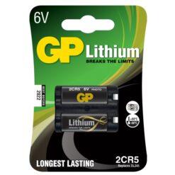 Blister 1 Batteria a Bottone al Litio 2CR5-C1