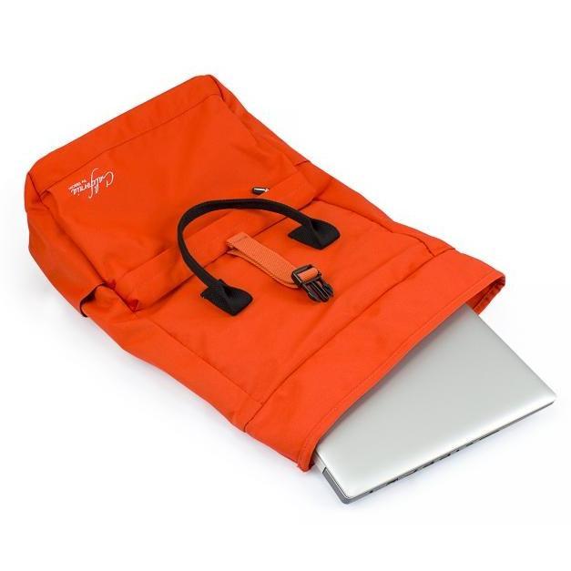 Borsa Notebook 15.6'' California Arancione