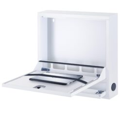 Box di Sicurezza per Notebook e Accessori per LIM Basic Bianco RAL 9016