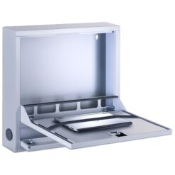 Box di Sicurezza per Notebook e Accessori per LIM Basic Grigio